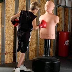 Фото 2 к товару Тренажер для бокса детский Century 10175