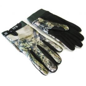 Перчатки тактические 5.11 камуфлированные