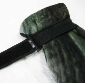 Фото 4 к товару Перчатки флисовые Fishman камуфлированные BC-4630