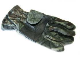 Фото 2 к товару Перчатки флисовые Fishman камуфлированные BC-4629