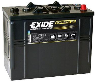Аккумулятор гелевый Exide Equipment Gel ES1300