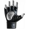 Перчатки ММА RDX Rex Leather Black - фото 5