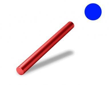 Устройство зарядное MiPow Power Tube 6600 синее