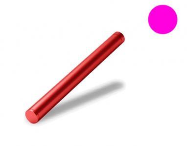 Устройство зарядное MiPow Power Tube 6600 розовое