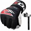 Перчатки MMA RDX Black 7 - фото 1
