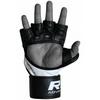 Перчатки MMA RDX Black 7 - фото 4