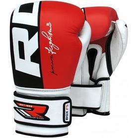 Фото 1 к товару Перчатки боксерские RDX Red Pro
