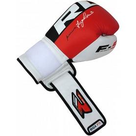 Фото 2 к товару Перчатки боксерские RDX Red Pro