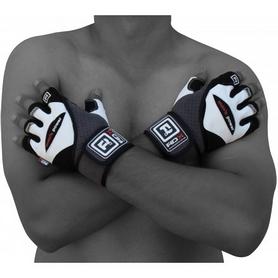 Фото 4 к товару Перчатки для зала RDX Pro Lift Gel