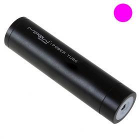 Устройство зарядное MiPow Power Tube 2200 розовое
