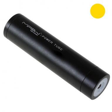 Устройство зарядное MiPow Power Tube 2200 золотистое