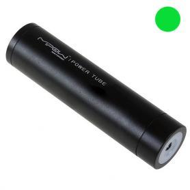 Устройство зарядное MiPow Power Tube 2200 зеленое