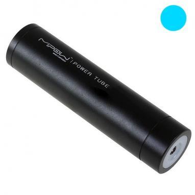 Устройство зарядное MiPow Power Tube 2200 голубое
