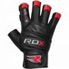 Перчатки для зала RDX Membran Pro - фото 1