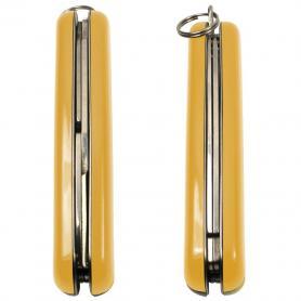 Фото 2 к товару Нож швейцарский Ego Tools A03 желтый