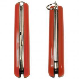 Фото 3 к товару Нож швейцарский Ego Tools A03 красный