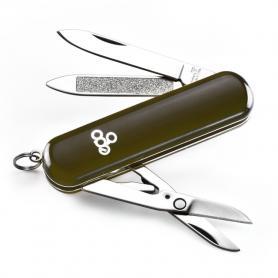 Фото 2 к товару Нож швейцарский Ego Tools A03 черный