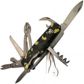 Нож швейцарский Ego Tools A01.12 камуфлированный
