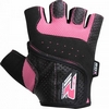 Перчатки для фитнеса женские RDX Ladies Lifting Gloves Pink - фото 5