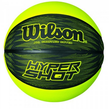 Мяч баскетбольный Wilson Hyper Shot SS15