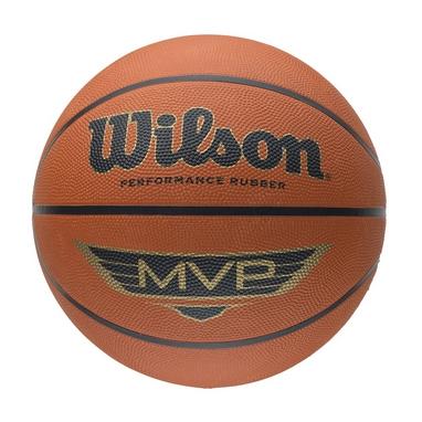 Мяч баскетбольный Wilson MVP brown SZ5 SS15