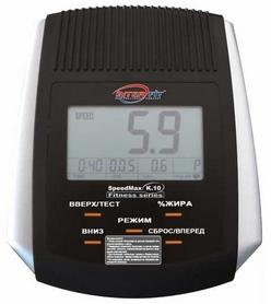 Фото 2 к товару Велотренажер магнитный Interfit Speed Max K.10