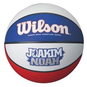 Фото 1 к товару Мяч баскетбольный Wilson Joakim Noan BSKT Tricolore SS15