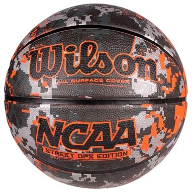Мяч баскетбольный Wilson NCAA Camo Street OPS SS15