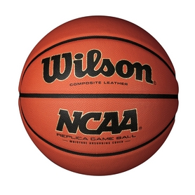 Мяч баскетбольный Wilson NCAA Replica Game Basketb SS15