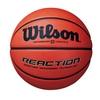 Мяч баскетбольный Wilson Reaction SZ5 Basktball SS15 - фото 1