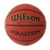 Мяч баскетбольный Wilson Solution Fiba SZ5 Bball SS14 - фото 1