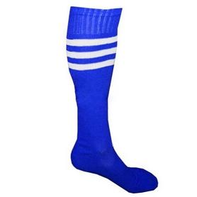 Гетры футбольные мужские CO-120 синие - 43