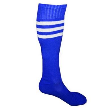 Гетры футбольные мужские CO-120 синие