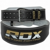 Пояс для тяжелой атлетики RDX 20405 Gold - фото 2
