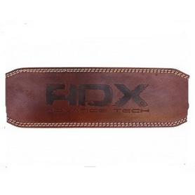 Фото 4 к товару Пояс для тяжелой атлетики RDX 20407 Brown