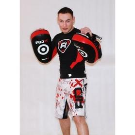 Фото 4 к товару Рашгард с длинным рукавом RDX Fight Me