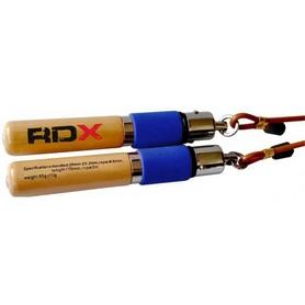 Фото 3 к товару Скакалка RDX Speed Blue