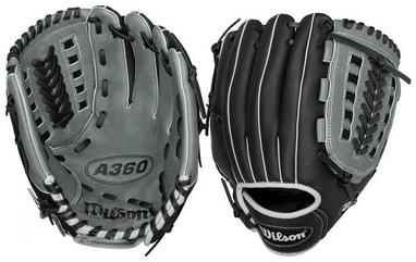Перчатка-ловушка бейсбольная Wilson A360 11