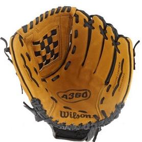 Фото 2 к товару Перчатка-ловушка бейсбольная Wilson A360 12
