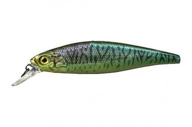 Воблер Jackall Squad Minnow 80SP - Bronze Blue Pike