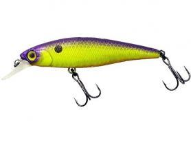 Фото 1 к товару Воблер Jackall Squad Minnow 80SP - Purple Mohican