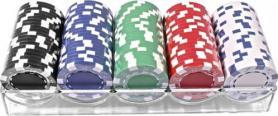 Фото 2 к товару Набор для игры в покер (100 фишек) 100-S5