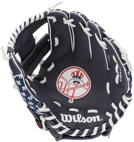 Фото 2 к товару Бейсбольная перчатка Wilson New York Yankees 10