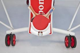 Фото 4 к товару Теннисный стол Sponeta S3-87i