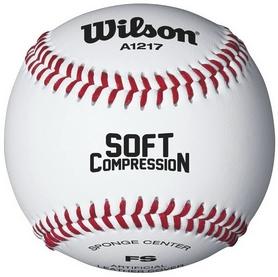 Фото 1 к товару Мяч бейсбольный Wilson SCB 17 Baseball SS15