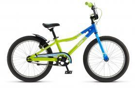 "Велосипед детский Schwinn Aerostar Boys 20"" 2015 lime/blue"