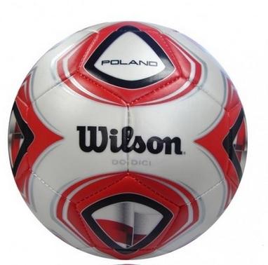 Мяч футбольный Wilson Dodici Soccer Ball POL SS14