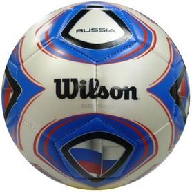 Фото 1 к товару Мяч футбольный Wilson Dodici Soccer Ball RUS 12