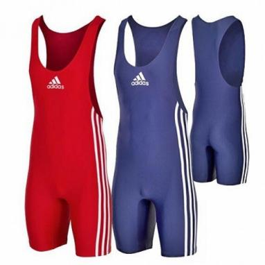 Трико борцовское мужское Adidas Wrestler PB Wrestling Pack Men