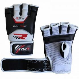 Фото 3 к товару Перчатки снарядные RDX Leather